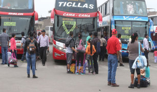 San Luis: Suben precios de pasajes a provincias