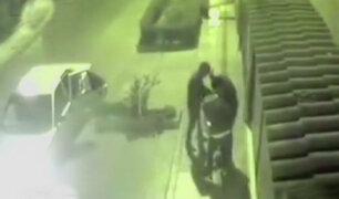 La Victoria: hombre fue asaltado a escasos metros de su casa