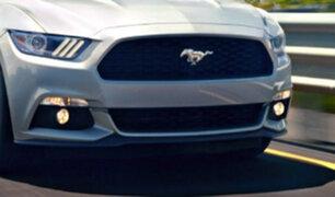 Ford Mustang: inician llamado a revisión de vehículos
