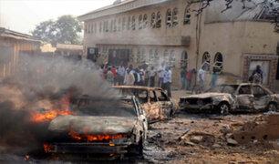 Nigeria: crisis humanitaria por terrorismo de Boko Haram