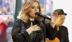 VIDEO: Adele rinde tributo a Amy Winehouse