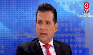 """Chehade: """"Humala no cumplió con compromiso de la gran transformación"""""""