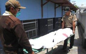 Policía asesina a balazos a su pareja y luego se quita la vida en Trujillo