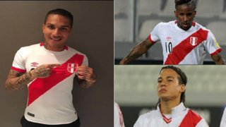 Bloque Deportivo: futbolistas saludaron al Perú en su día