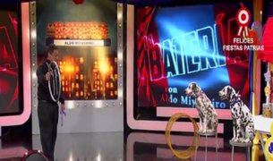 Circo Atayde Hermanos presenta lo mejor de su show en La Batería