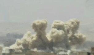 Siria: bombardean hospital de maternidad