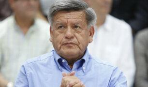 Bancada de Alianza para el Progreso no apoyará censura a ministro Saavedra