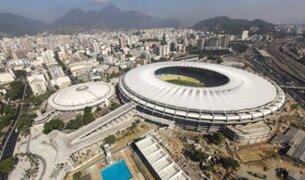 Brasil: reportan fuerte explosión en estadio Maracaná de Río de Janeiro