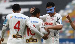 Universitario igualó 1-1 ante Vallejo y se mantiene en la punta