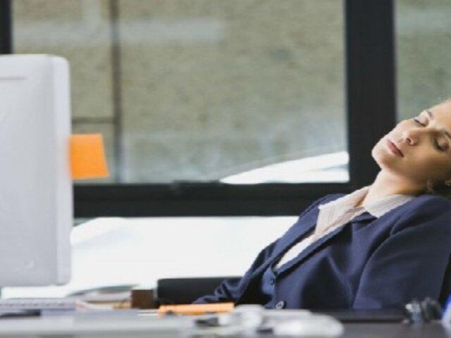 Francia: proponen que siestas en el trabajo sean un derecho fundamental