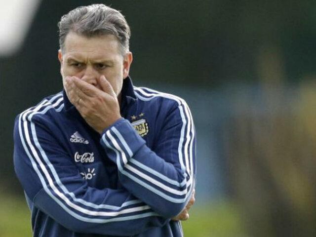 Bloque Deportivo: Argentina se derrumba