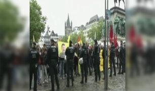 Alemania: miles de turcos apoyan a presidente Erdogan
