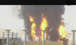 ISIS atacó instalaciones petroleras en Iraq