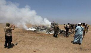 Rebeldes sirios derriban helicóptero ruso con cinco personas a bordo