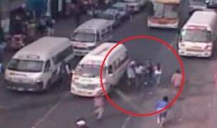 Callao: joven es baleado tras discutir con integrantes de pandilla