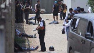 Reacciones por presuntas ejecuciones extrajudiciales de la PNP