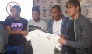 Bloque Deportivo: Universitario presentó a sus refuerzos para la Copa Sudamericana