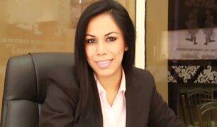 Conductora de Panamericana Televisión Chiclayo es amenazada de muerte