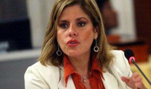 Mercedes Aráoz responde sobre contratación de su primo político en el Estado