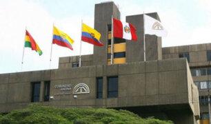 Ecuador evalúa permanencia en la Comunidad Andina de Naciones