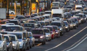 Pistas limeñas en mal estado podrían causar accidentes de tránsito