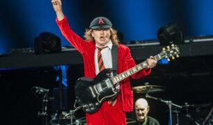 Angus Young pone en duda el futuro de AC/DC