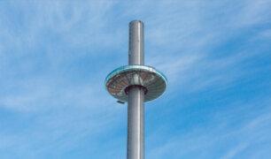 Reino Unido: inauguran mirador más alto del mundo
