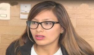 Arlette Contreras sigue buscando justicia tras liberación de su agresor