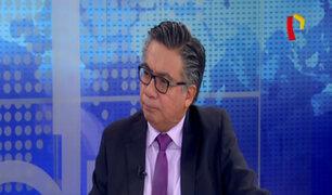 """Nakasaki sobre supuesto Escuadrón de la muerte: """"PNP y Mininter deben realizar investigación"""""""