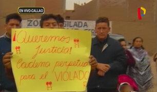 Exigen cadena perpetua para exmarino acusado de violar a menores