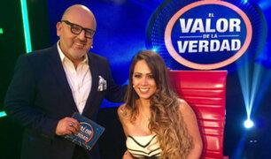 Melissa Klug regresa a 'El Valor de la Verdad' para desenmascarar a Diego Chávarri