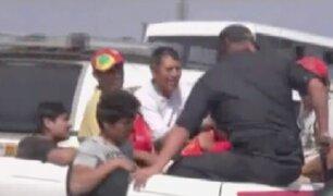 Trujillo: agentes capturan a temible banda delincuencial