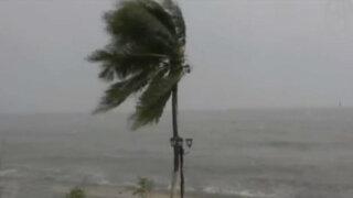 Huracán Earl deja graves daños en Belice