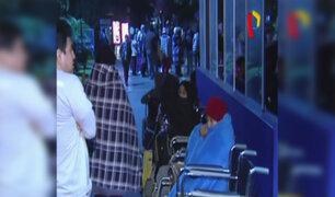 Hospital Neoplásicas: pacientes hacen largas colas de madrugada en las calles