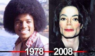 Así sería la cara de Michael Jackson si nunca se hubiese operado