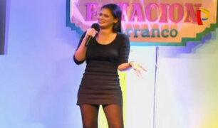 Georgette Cárdenas debuta con stand up comedy en Barranco