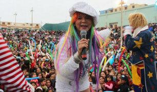 Yola Polastri regresa a los escenarios con show de antaño