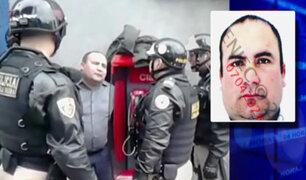 """San Isidro: Detienen a """"marca"""" que seguía a cambista"""