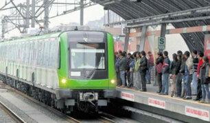 Martín Vizcarra confirma retraso en obras de Línea 2 del Metro de Lima