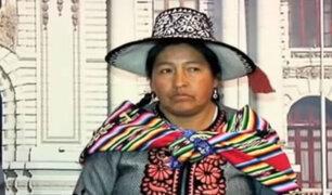 Víctimas de esterilizaciones forzadas hacen llamado al Ministerio de Justicia