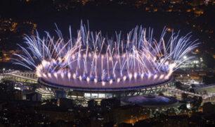 Río 2016: Así fue la inauguración de los Juegos Olímpicos [FOTOS]