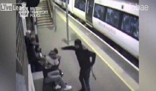 Reino Unido: joven ataca con ácido a sus amigos