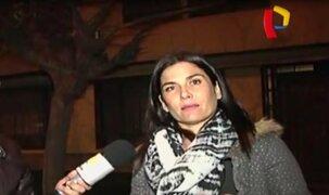 Daniela Cilloniz sufre asalto a mano armada en Miraflores