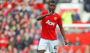Manchester United confirma llegada de Paul Pogba