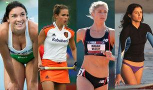 Río 2016: Las 20 atletas más sexys que competirán en los Juegos Olímpicos [FOTOS]