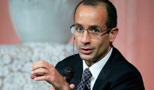 Odebrecht acusa a presidente Michel Temer de haber recibido dinero