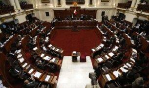 Congreso aprobó por mayoría moción a favor de Venezuela
