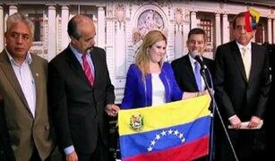 Critican al Frente Amplio por no firmar moción sobre Venezuela