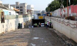MML: Túnel de Benavides será el más moderno del país