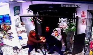 San Martín de Porres: sigue ola de delitos con asalto de peluquería a mano armada